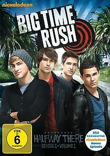 £15.69 • Buy Big Time Rush - Season 1, Volume 1 [2 DVDs] By S...   DVD   Condition Acceptable