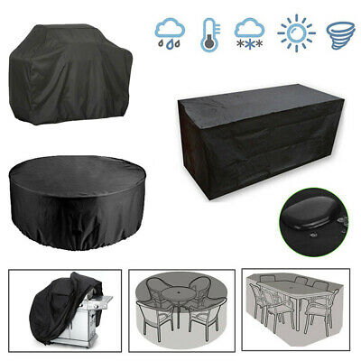 £13.98 • Buy Waterproof Garden Patio Furniture Set Cover Covers For Outdoor Rattan Table Cube