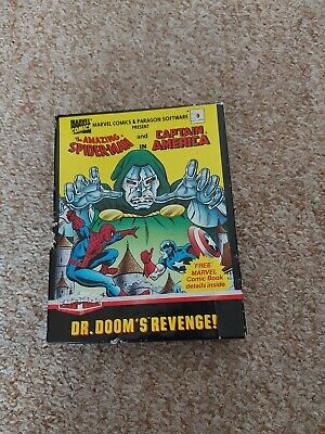 £25 • Buy *****amstrad Cpc 464/664/6128 Game Dr Dooms Revenge By Empire Software*****