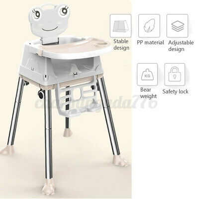 £27.99 • Buy 5-In-1 Baby Toddler Highchair Infant High Feeding Seat Adjustable Table Chair