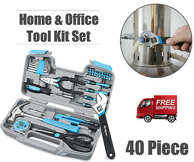 £25.99 • Buy Home Tool Kit, Apollo DT9706PUK, 39 Piece Ladies Set With Most Reached For Pink