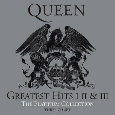£12.47 • Buy Queen - The Platinum Collection CD (2011)