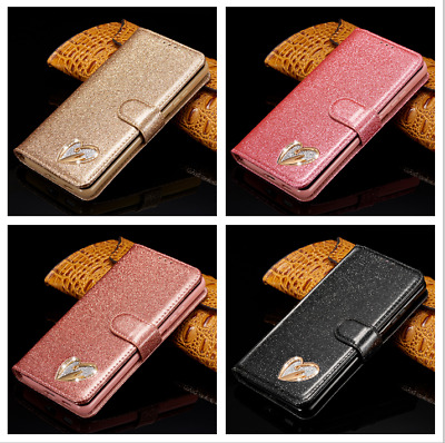 AU13.58 • Buy For Samsung Galaxy S20 FE S21 S10 S9 S8 +Plus A52 A12 Wallet Case Leather Cover