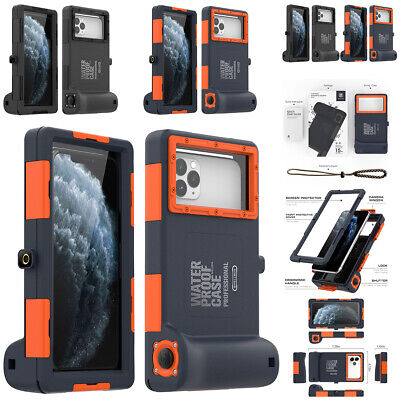 AU40.66 • Buy Waterproof Case Underwater Diving Cover For IPhone 12 11 Pro Max XS X 6 7 8 SE2