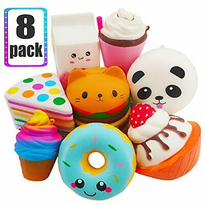 AU47.05 • Buy NORTHERN BROTHERS Squishies - Jumbo Squishies Pack Squishys For Girls And Boys