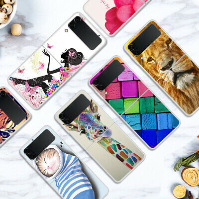 AU19.86 • Buy Painted Hard Shockproof Protective Phone Case Cover For Samsung Galaxy Z Flip 3
