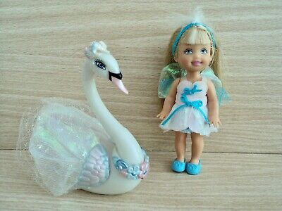 £15 • Buy Barbie / Sweet KELLY  As Swan Lake Doll With A Rare Swan