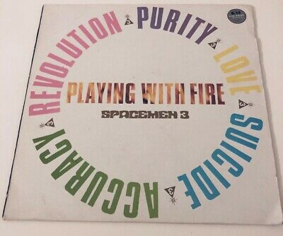 £44.95 • Buy Spacemen 3 Playing With Fire Vinyl