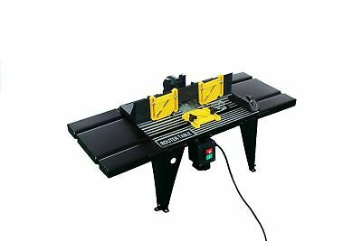 £58.79 • Buy Router Table Bench Electric Spindle Moulder Mounted Uk Store D Pro T