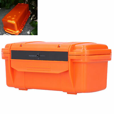 £13 • Buy Tool Box Tool Storage Case ABS Reinforced Hard Plastic Waterproof For Travel For