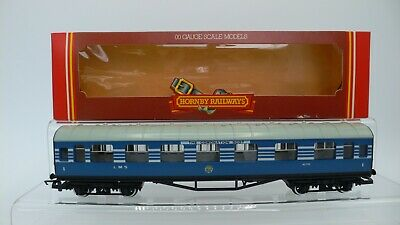 £30 • Buy Hornby 00 R422 LMS 1st Class Coach (Coronation Scot) No 1070 Blue  Boxed  NEW