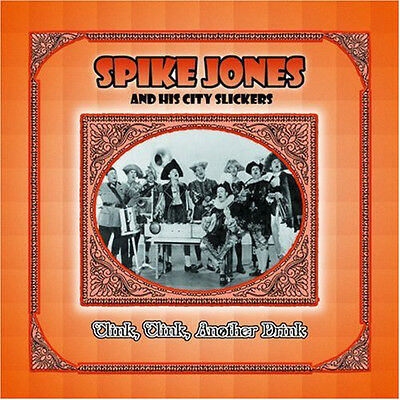 £4.95 • Buy Spike Jones - Clink Clink Another Drink Brand New Sealed Cd Musical Comedy Songs