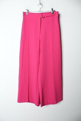 £3.99 • Buy River Island Womens Palazzo Trousers - Pink - Size 6 (81a)