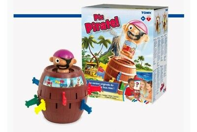 £7.99 • Buy Pop Up Pirate / Pic Pirate By Tomy -  Excellent Condition