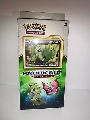 $24.99 • Buy Pokemon TCG Knock Out Collection Tyranitar Holo Sealed Booster Box Packs 2017