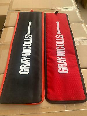 £8.99 • Buy Gray-Nicolls Cricket Bat Cover Brand New -  TO CLEAR! - Choose From 2 Styles