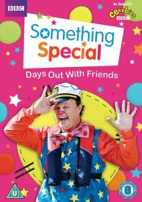 £2.99 • Buy Something Special : Days Out With Friends - Sealed NEW DVD - Justin Fletcher