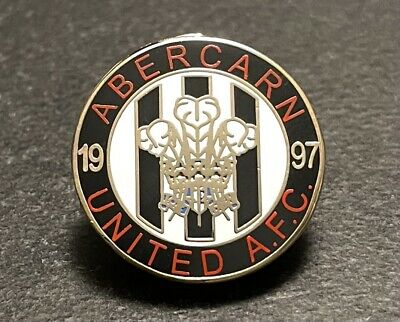 £2.50 • Buy Abercarn United AFC Welsh Non-League Football Pin Badge