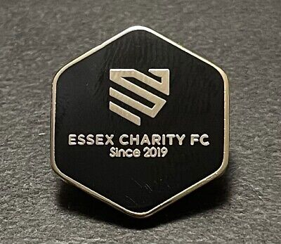 £2.50 • Buy Essex Charity FC Non-League Football Pin Badge