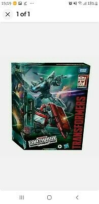 £118.99 • Buy Transformers Hasbro Earthrise Prowl And Ironhide Brand New - MISB