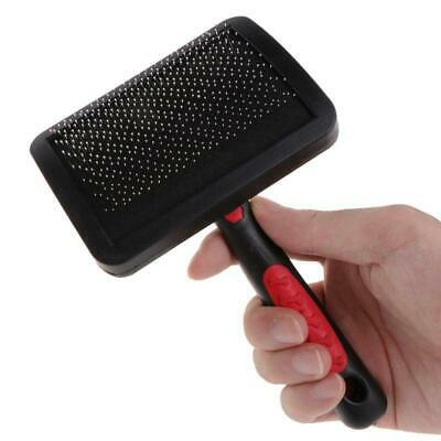 £3.45 • Buy Pet Grooming Comb Shedding Hair Remove Brush Slicker Dog Cat Supplies Protective
