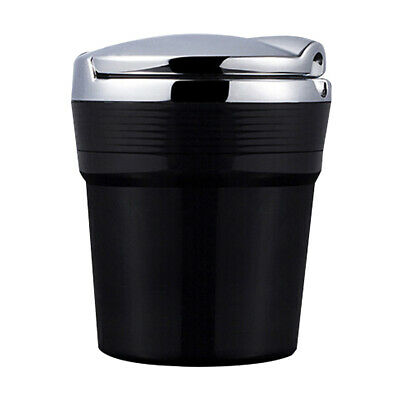 £5.29 • Buy LED Auto Car Ashtray Portable Cup Holder Safe And Convenient