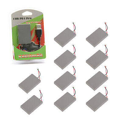 AU88.25 • Buy Wholesale Lot Of 10 PS4 Pro Internal Battery For Controller & Charge Cable Hexir