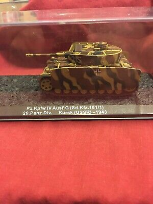£13.99 • Buy 1/72 WW2 German Panzer IV Ausf G. Diecast. Over 700 Models On Offer