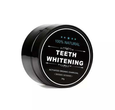 AU6.79 • Buy Teeth Whitening Oral Care Charcoal Powder Natural Activated Charcoal Teeth White