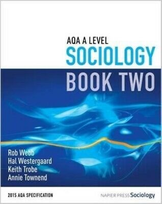 £28.39 • Buy Aqa A Level Sociology Book Two