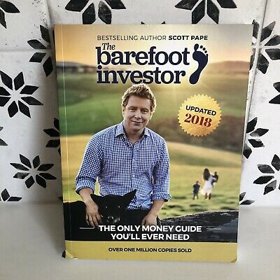 AU17.90 • Buy The Barefoot Investor The Only Money Guide You'll Ever Need By Scott Pape Book