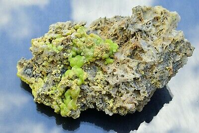 £17 • Buy Pyromorphite Crystals From Roughton Gill Mine, Cumbria, UK Mineral Specimen