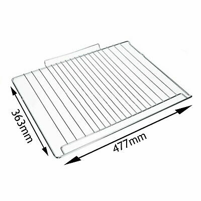 £13.95 • Buy GENUINE INDESIT HOTPOINT  OVEN & COOKER GRILL SHELF WIRE RACK 477 X 363mm