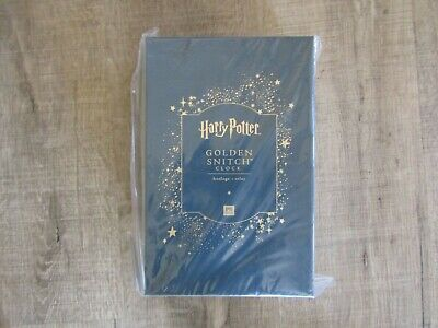 £45.10 • Buy Pottery Barn Teen Harry Potter GOLDEN SNITCH CLOCK New In Sealed Box