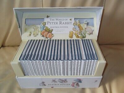£35 • Buy The World Of Peter Rabbit The Complete Collection Original Tales 1-23 Hardback