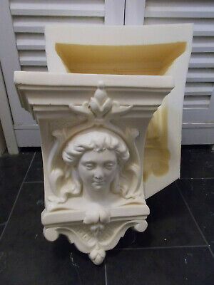 £239 • Buy Large Angel Corbel  Silicone Rubber Mould Wall Corbel Shelf Supports
