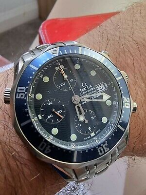 £2730 • Buy Omega Seamaster Professional Chronograph Box Papers