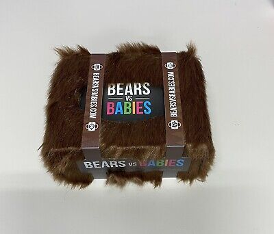 AU6.83 • Buy BEARS VS BABIES Family Card Party Game From The Makers Of Exploding Kittens