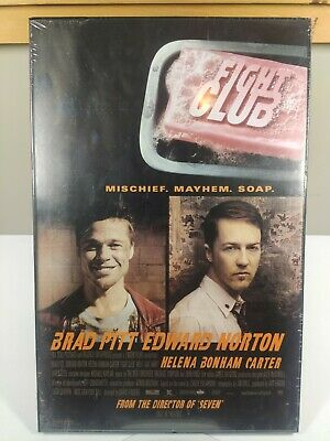 £18.27 • Buy Fight Club Framed Poster - 17 X11  New Sealed