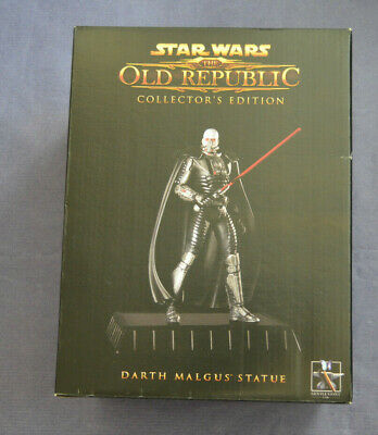 £65.99 • Buy Star Wars The Old Republic Collector's Edition Gentle Giant Darth Malgus Statue