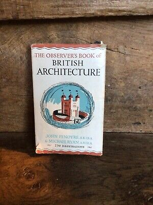 £5 • Buy The Observers Book Of Architecture
