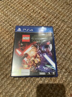 AU14.99 • Buy PS4 Lego Star Wars The Force Awakens - Playstation 4 Game VGC