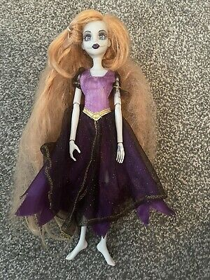 £14.99 • Buy Wowwee Once Upon A Zombie Rapunzel Horror Gothic Princess Doll Clothed