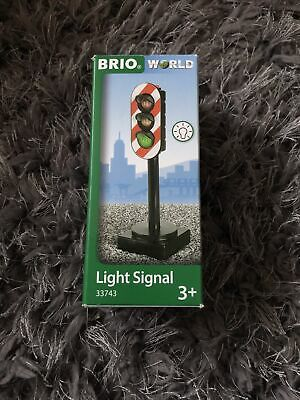 £9 • Buy Brio Light Signal 33743 Box Opened Never Played With