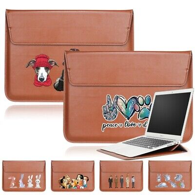 £10.99 • Buy UK Leather Sleeve Case Envelope Pouch Bag For For 11 12 13 14 15  HP Chromebook