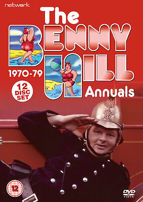 £49.99 • Buy Benny Hill: The Benny Hill Annuals 1970-1979 [12] DVD Box Set