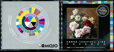 £0.91 • Buy 1 CENT CD MOJO Presents Power Corruption & Lies NEW ORDER Masterpiece COVERED