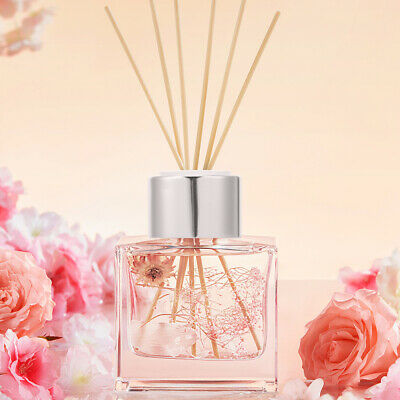 AU25.69 • Buy Pack Of 4 Diffuser Bottles Glass Reed Fragrance Containers M&W