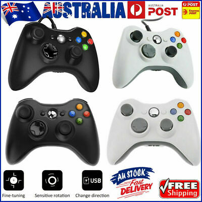 AU35.99 • Buy Wireless USB Wired Game Controller Bluetooth Gamepad For Microsoft Xbox 360