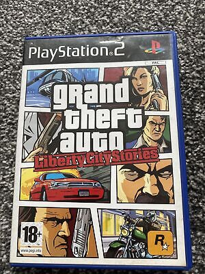 £3 • Buy Grand Theft Auto: Liberty City Stories (PlayStation 2)